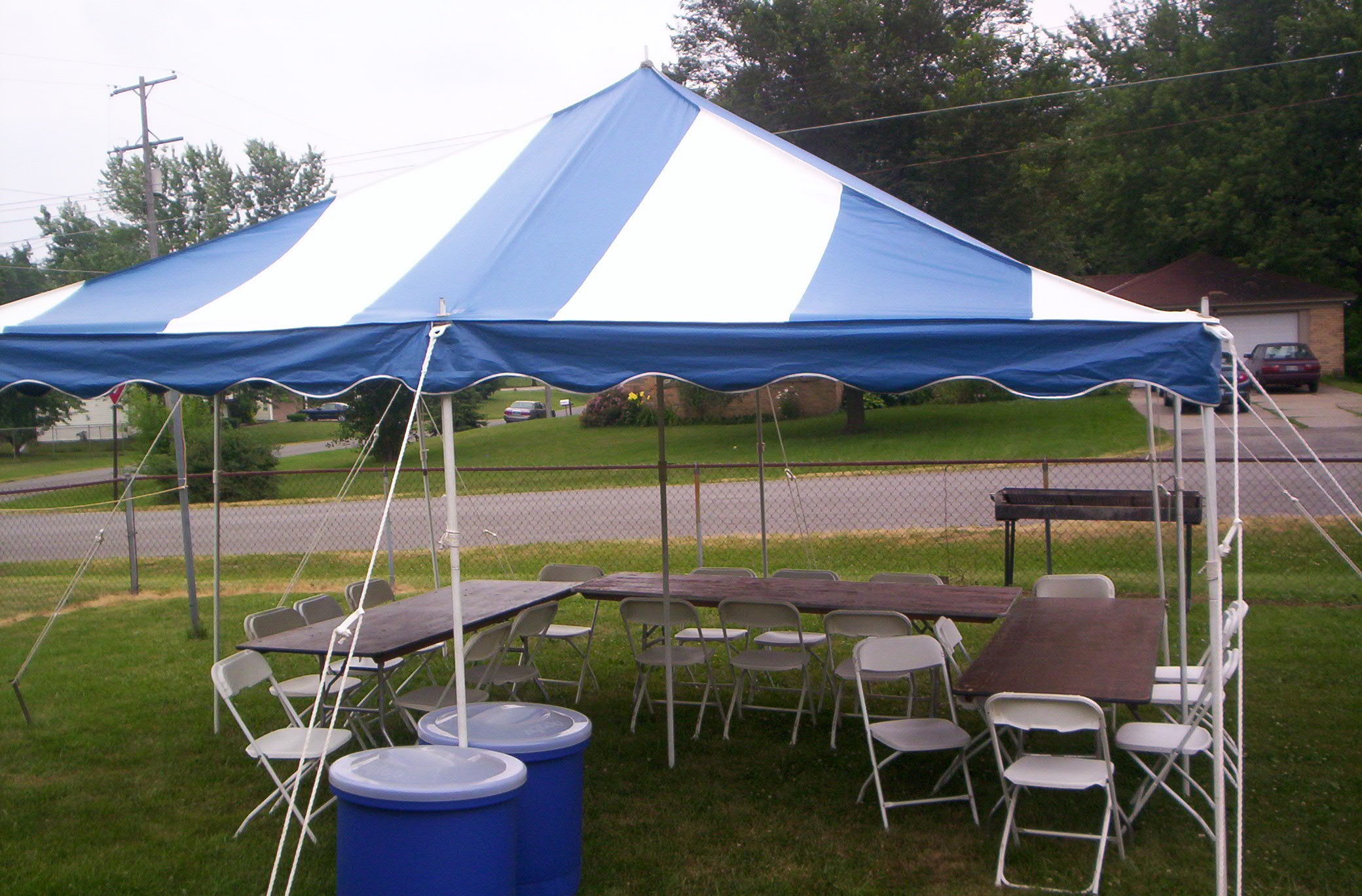 Wedding tents for 300 people - 10 X 10 Canopy